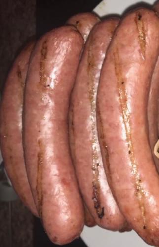 Bratwurst $12/lb