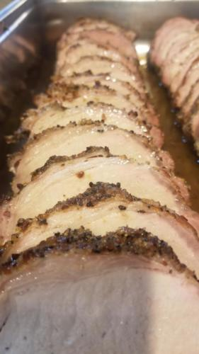 Pork Loin $13/lb